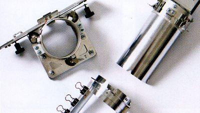 Zylinderrahmen-Set 3tlg 90 x 80