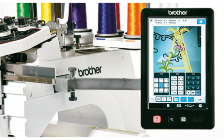 Angebot Brother Stickmaschine PR1050X Auslaufmodell