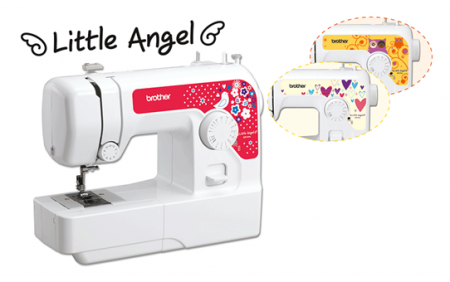 Brother Little Angel Kindernähmaschine -  Angebot des Monats November 2019