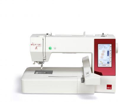 Elna Stickmaschine eXpressive 830L