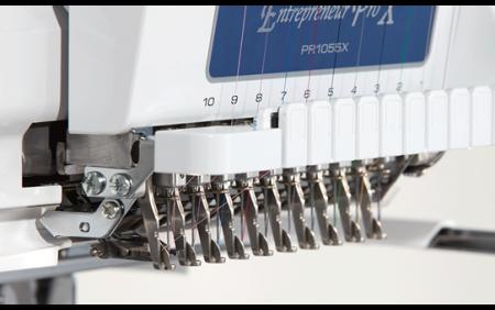 Brother Stickmaschine PR1055X