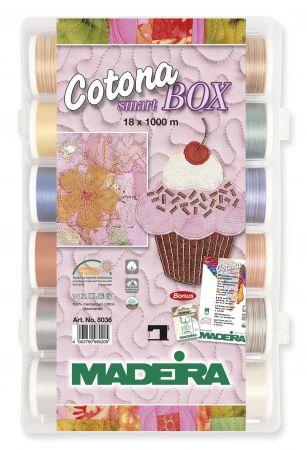 Madeira Cotona no. 50 Smart Box