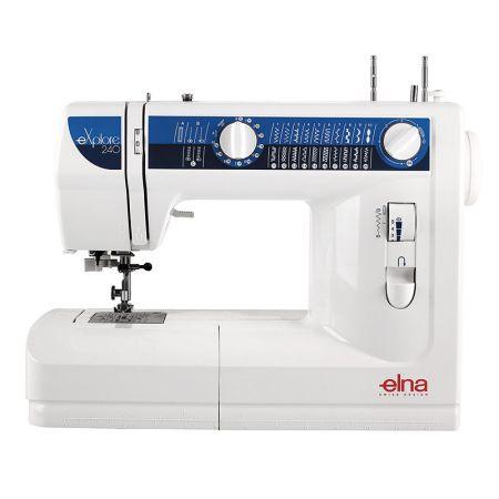 Elna eXplore 240 - jetzt für kurze Zeit zum Eintauschpreis -