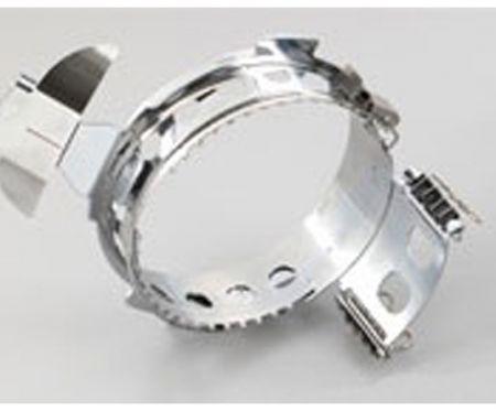 Kappenrahmen einzeln 360mm x 60mm für PR Stickmaschinen