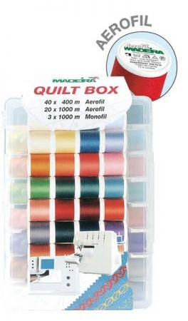 Madeira Quiltbox Aerofil
