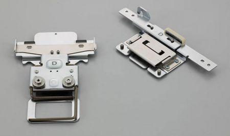 Schuh - Stickrahmen - Klemm Rahmen Halterung-D Rahmen-S für Schuhe bis Gr. 36